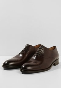Fratelli Rossetti - Smart lace-ups - tabacco - 2