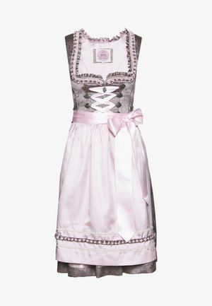 NUMA - Oktoberfestklær - grau/rosa