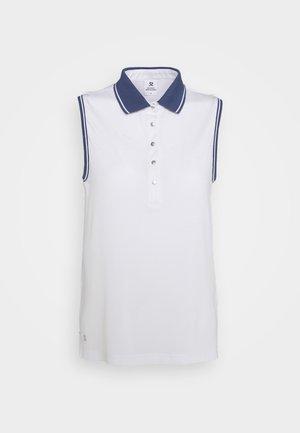 JULIETTE - Polo shirt - white