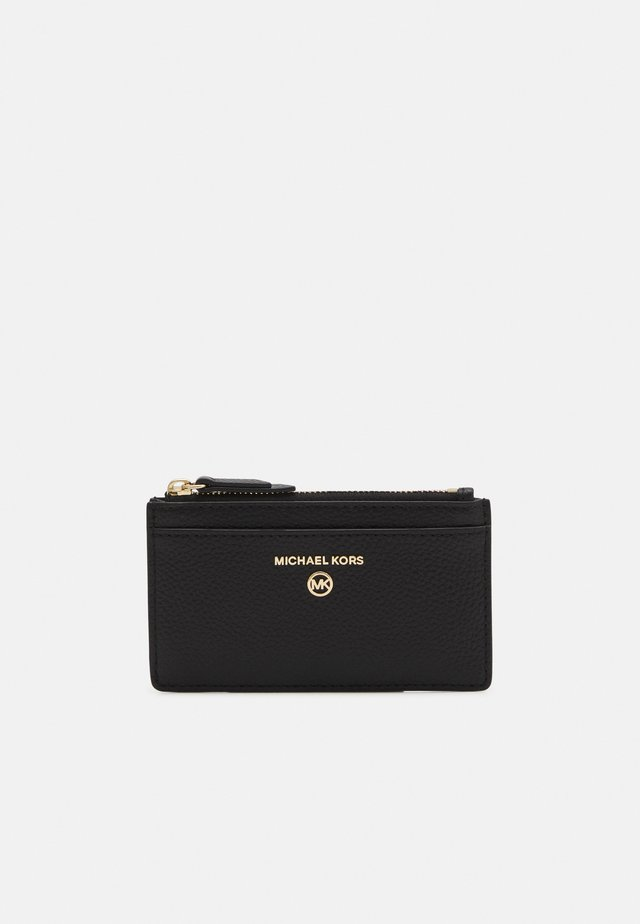 JET SET CHARM SLIM CARD CASE - Portefeuille - black