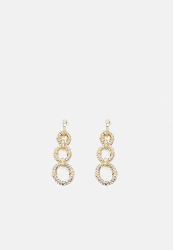 PEPAVE LINK LINEAR - Earrings - gold-coloured