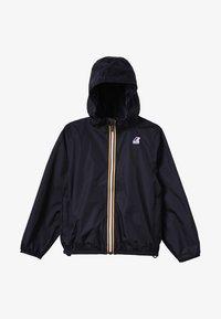 K-Way - LE VRAI CLAUDE - Waterproof jacket - black - 4