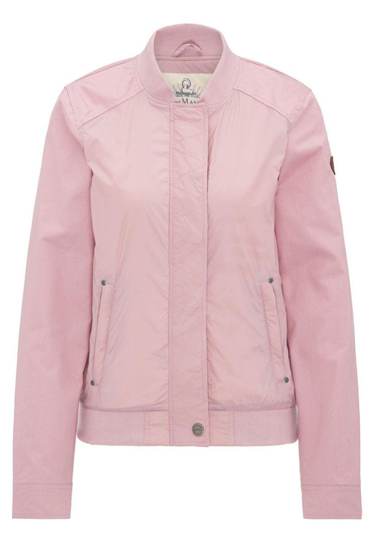 DreiMaster Bomber Jacket - light pink