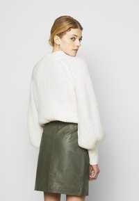 2nd Day - ELECTRA - Mini skirt - castor - 3
