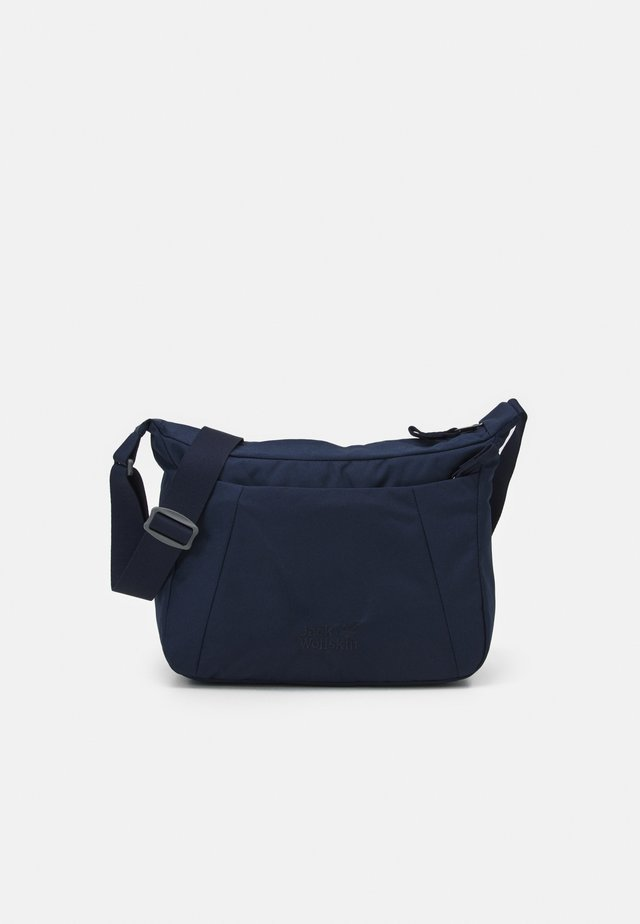 VALPARAISO BAG - Olkalaukku - midnight blue