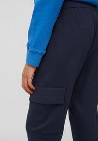 Marc O'Polo DENIM - Pantalon cargo - scandinavian blue - 4