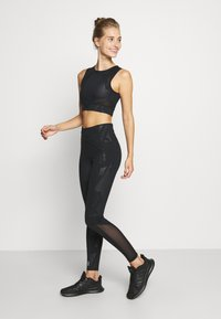 ONLY Play - ONPMADO TRAINING - Leggings - black - 1
