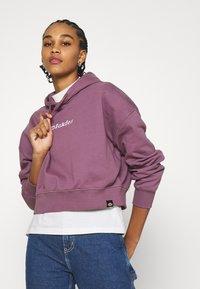 Dickies - LORETTO BOXY HOODIE - Sweatshirt - purple gumdrop - 3