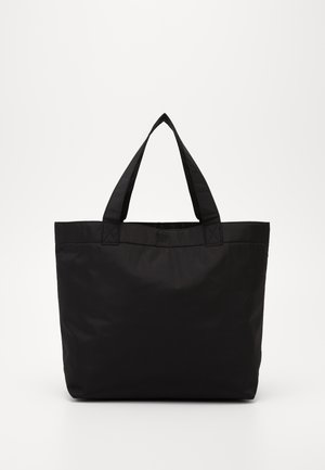 TRAVEL TOTE BAG - Tote bag - black