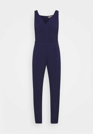 OCCASION - SLEEVELESS DEEP V JUMPSUIT - Jumpsuit - evening blue