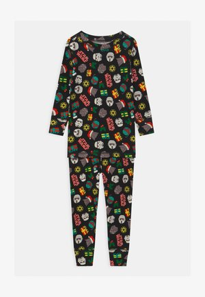 BOY STAR WARS XMAS  - Pyjama set - true black