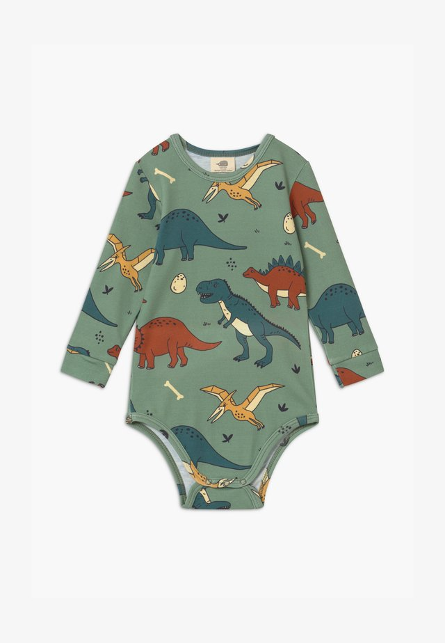 FUNNY DINOSAURS BABY - Body / Bodystockings - green