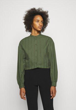EMMETT - Blouse - clover green