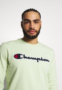 Champion - ROCHESTER CREWNECK  - Collegepaita - light green - 3