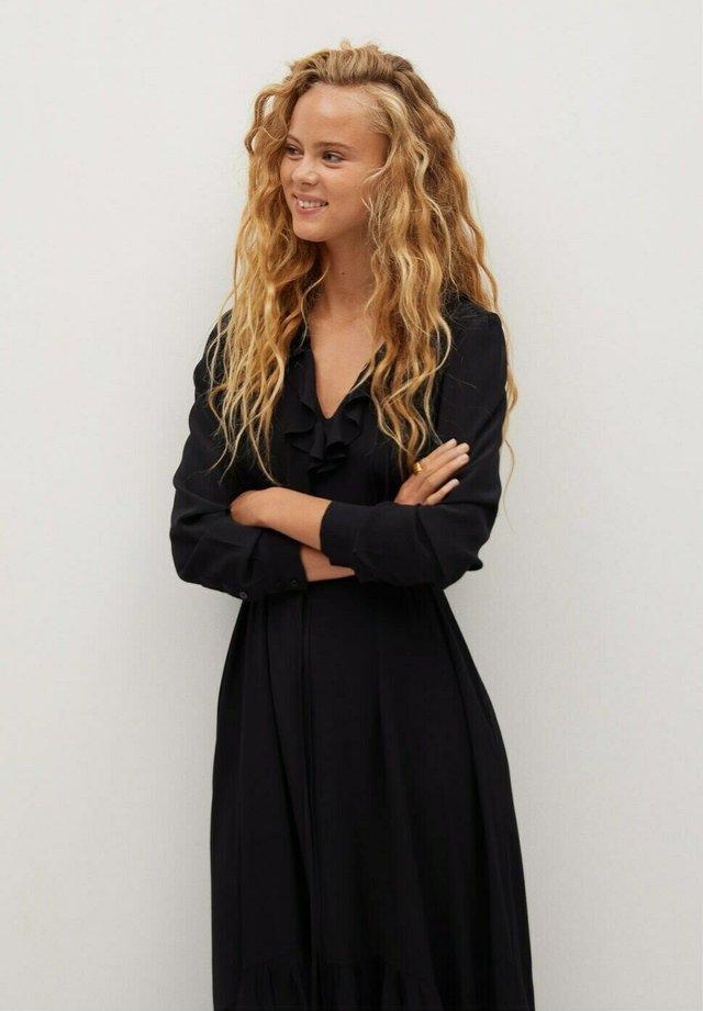 NOIR - Korte jurk - schwarz