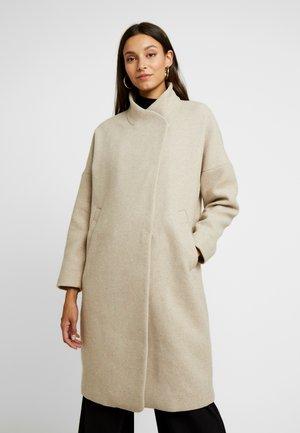 VMCLASS BERGEN LONG - Classic coat - silver mink/melange