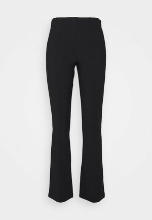 CHRISTAH - Trousers - black
