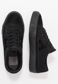 HUF - HUPPER 2 - Sneakersy niskie - black - 1