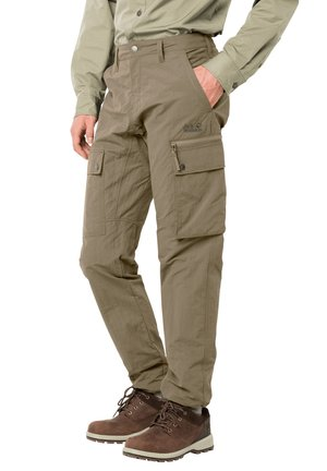 LAKESIDE - Outdoor trousers - sand dune