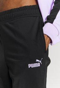 Puma - BASEBALL TRICOT SUIT  - Survêtement - light lavender - 6