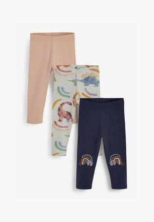 3 PACK - Legging - multicoloured