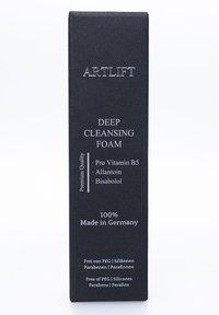 ARTLIFT - REINIGUNGSSCHAUM DEEP CLEANSING FOAM - Cleanser - weiß - 1