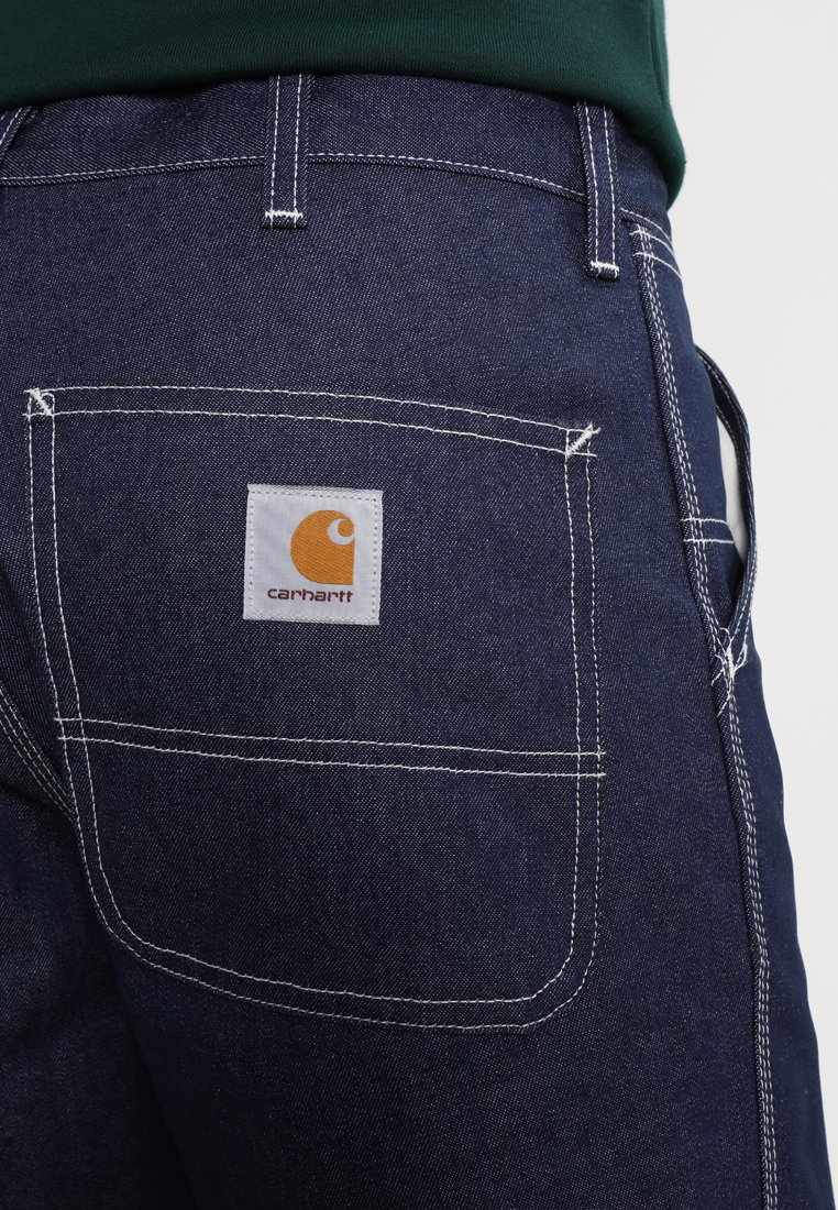 Carhartt Wip Simple Pant Norco - Jeans Relaxed Fit Blue Rigid/blå Denim