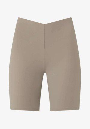 Leggings - brown