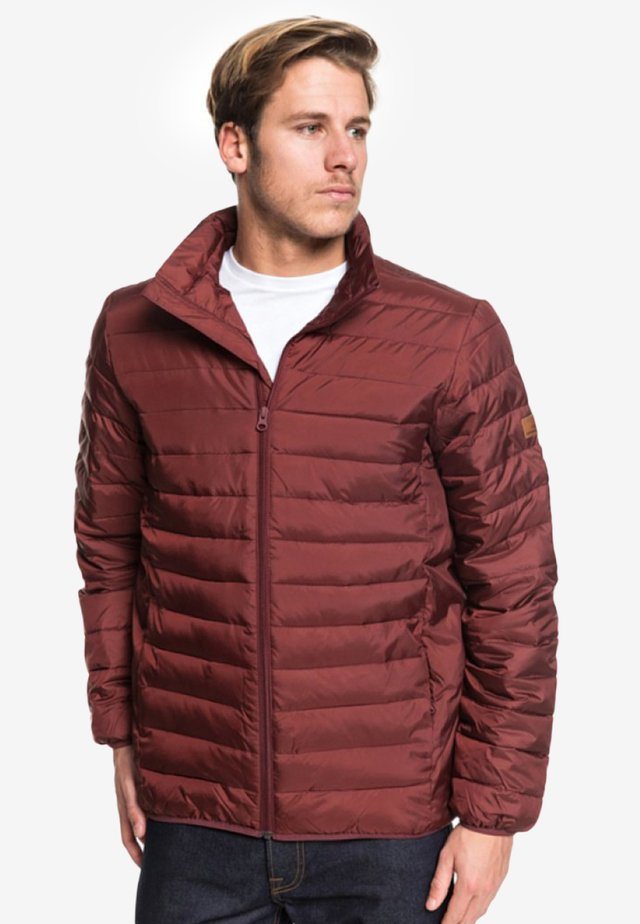 SCALY  - Winter jacket - red