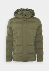 Tommy Hilfiger - HOODED STRETCH - Winter jacket - green - 4