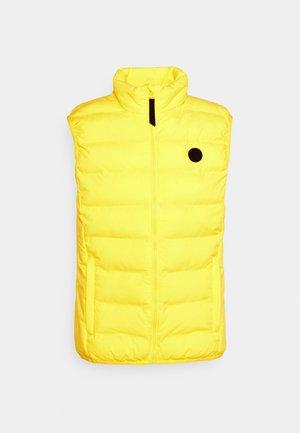 ALBI - Waistcoat - yellow
