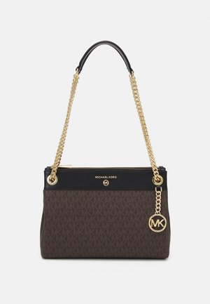 SUSAN  - Borsa a mano - brown/black