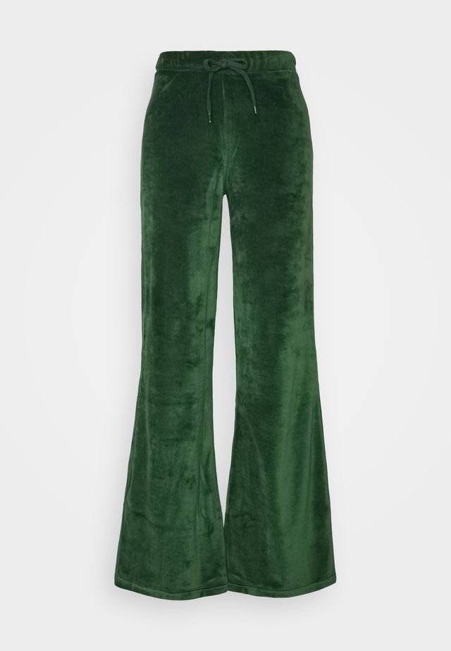 FOWLER PANTS - Tracksuit bottoms - green