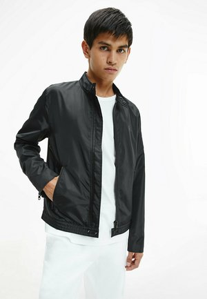 Bomber Jacket - ck black