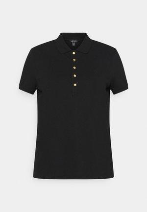KIEWICK - Polo shirt - black