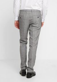 Lindbergh - CHECKED SUIT - Suit - grey - 5