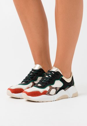 GALADIO - Trainers - ivoire/multicolor