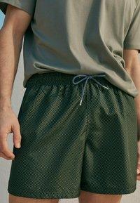 Massimo Dutti - Costume da bagno - khaki - 0