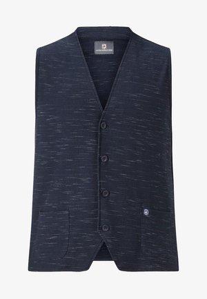 AHLMANN - Waistcoat - dark blue