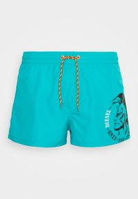 Diesel - SANDY BOXER - Swimming shorts - turquoise - 0