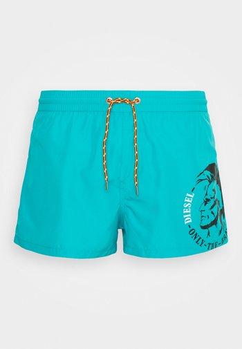 SANDY BOXER - Swimming shorts - turquoise