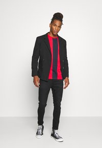 Brave Soul - MADISONCHARC - Jeans Tapered Fit - charcoal - 1