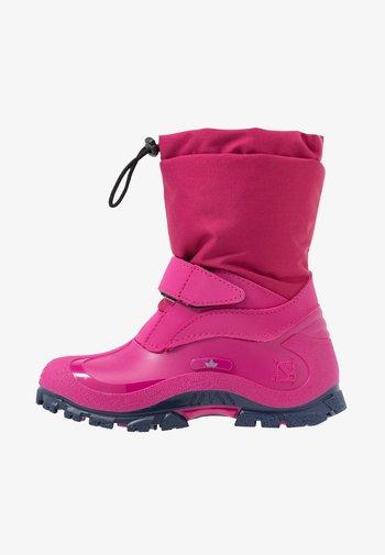 WERRO - Winter boots - pink