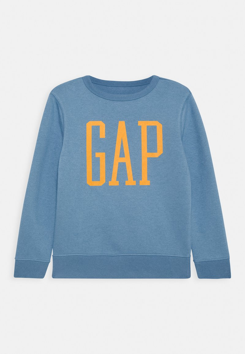 GAP - BOY LOGO CREW - Sweatshirt - soft cornflower