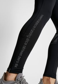 New Balance - PRINTED ACCELERATE - Tights - black - 3