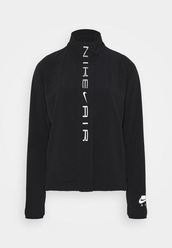 AIR - Sports jacket - black/white/silver