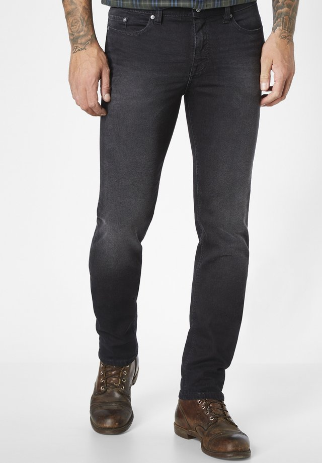 RANGER PIPE - Straight leg jeans - dark grey used
