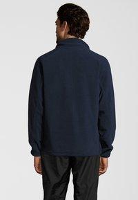 Whistler - Fleece jacket - dark blue - 2