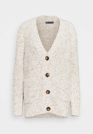 TWEEDY - Cardigan - beige