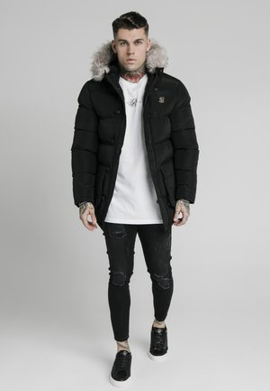 STOP PUFF - Winter coat - black